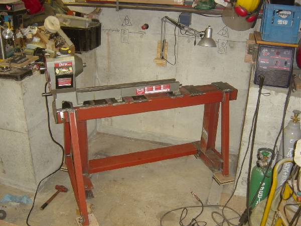 lathe table plans
