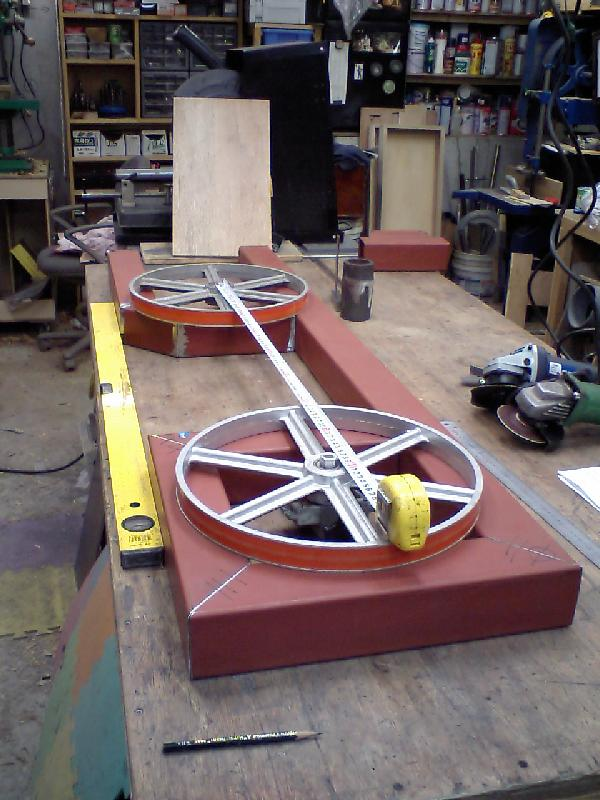 Building A Bandsaw
