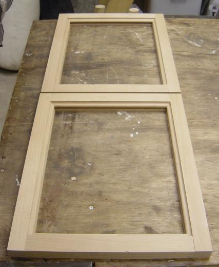 The doors for Door rails and stiles