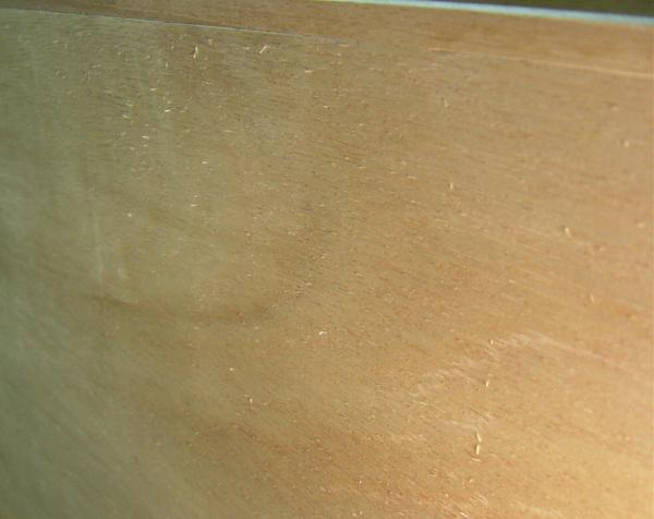 how to cut luan plywood