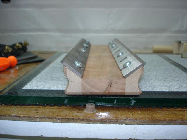 planer blades sharpening